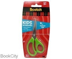 تصویر  قيچي 3M Scotch 1441 Kids Scissors 13cm