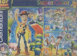 تصویر  پازل Toy Story 3IN1 48pcs 25161