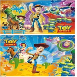 تصویر  پازل Toy Story 2IN1 20pcs 24682