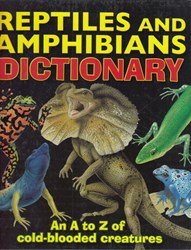 تصویر  Reptiles and Amphibians Dictionary