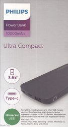 تصویر  پاور بانك PHILIPS Power Bank 10000mAh DLP9902NB97