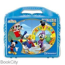 تصویر  پازل كيفي Mickey Mouse 12pcs 41130