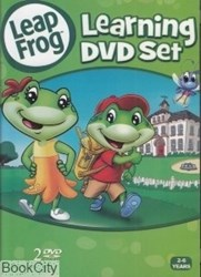 تصویر  Leap Frog Learning DVD Set